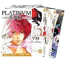 Platinum End Pack edition limitée Tomes 1 à 3
