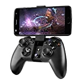 Wireless Controller da Gioco, Mad giga Wireless Controller di Gioco gamepad Joystick wireless Bluetooth Classico per PC, Tablet Android, Telefono, TV, PS3, Samsung Gear VR