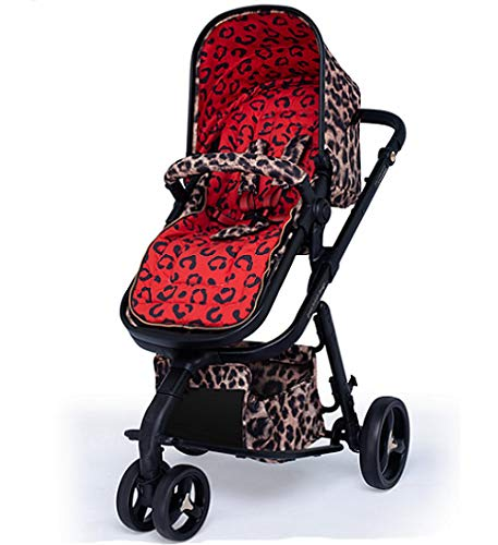 Cosatto Paloma Giggle 3 Travel Sytem Hear us Roar with Car Seat Bag Footmuff & Raincover Cosatto Includes - Pushchair, Carrycot, Port Car seat, adaptors, Change bag, Footmuff and Raincover All round suspension Suitable from birth carrycot and Car seat 6