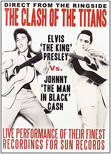 Elvis Presely And Johnny Cash - Clash Of The Titans