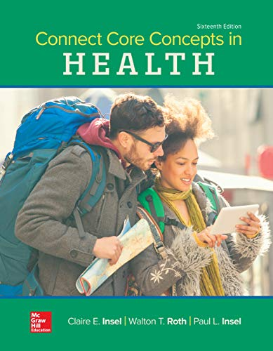 Connect Core Concepts in Health, BIG (English Edition)