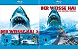 Der weisse Hai 3 + 4 Collection (2-Blu-ray)