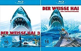 Der weisse Hai 3 + 4 Collection (2-Blu-ray)