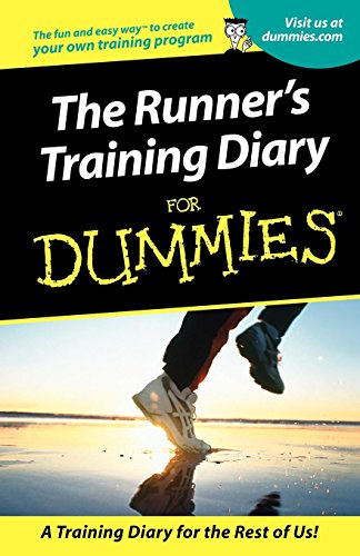 Runners Training Diary For Dummies por St. John