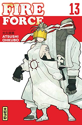Fire Force Edition simple Tome 13