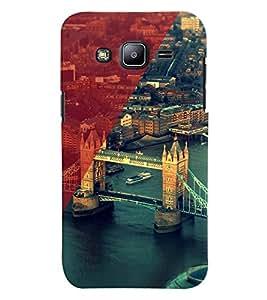 PRINTVISA London Case Cover for Samsung Galaxy J2::Samsung Galaxy J2 J200F