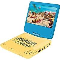 Lexibook Despicable Me Minions Portable DVD Player by LEXIBOOK