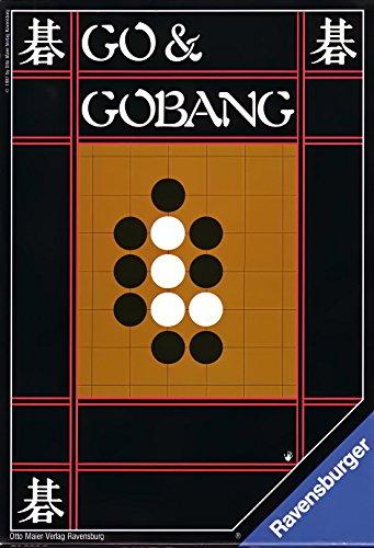 Go + Gobang - Das Brettspiel Ostasiens