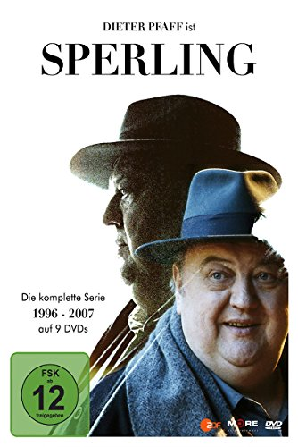 Sperling - Die komplette Serie 1996 - 2007 [9 DVDs]