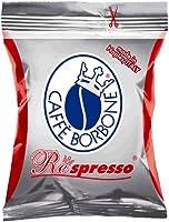Caffè Borbone Respresso Miscela Rossa - Confezione da 100 Pezzi