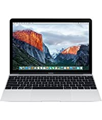 Apple MacBook MLHC2HN/A 12-inch Laptop (Core m5/8GB/512GB/OS X El Capitan/Integrated Graphics), Silver