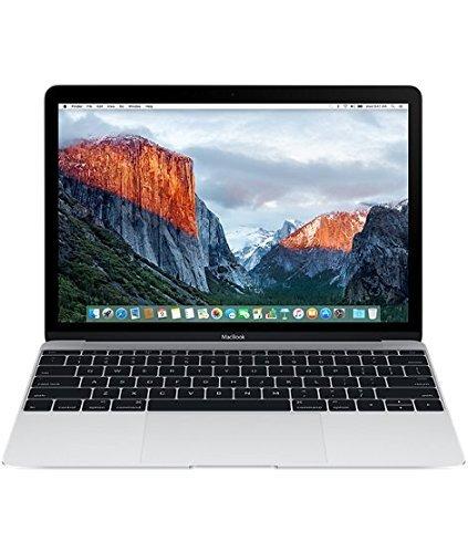Apple MacBook MLHC2HN/A 12-inch Laptop (Core m5/8GB/512GB/OS X El Capitan/Integrated Graphics), Silver