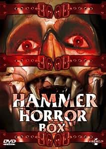 Hammer Horror Box [4 DVDs]