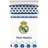 Juego de sábanas estampado Real Madrid 105, ref:258