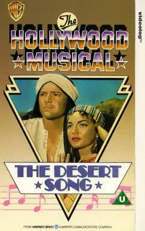 the-desert-song-uk-import-vhs