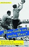 Blau-Gelb ist mein Herz: Die Geschichte des First Vienna Football Club 1894