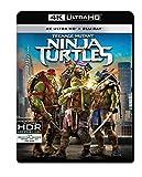Teenage Mutant Ninja Turtles (2014) (4K UHD) [Blu-ray] [2018] [Region Free]