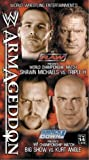 Wwe: Armageddon 2003 [VHS] [Import USA]