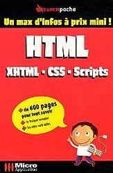 HTML - XHTML - CSS - SCRIPTS