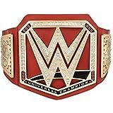 WWE RED UNIVERSAL CHAMPIONSHIP TOY TITLE BELT