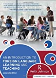 An Introduction to Foreign Language Learning and Teaching: Learning About Language