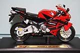 Motorrad Modell Maisto 1:18 Honda CBR 600 RR rot