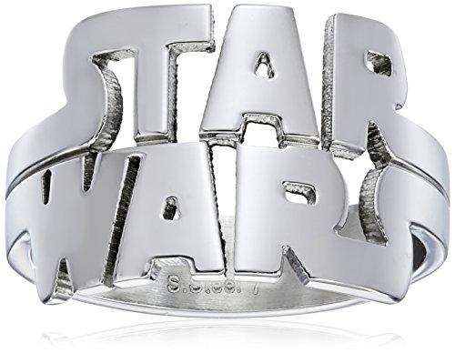 Star Wars recorte acero anillo