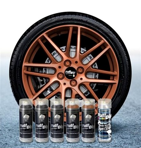 Sophisticauto Removable Full Dip Pack 5 Braun Nocciola Candy Perle