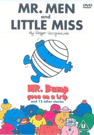 And Little Miss - Mr Bump Goes On A Trip And Other Stories