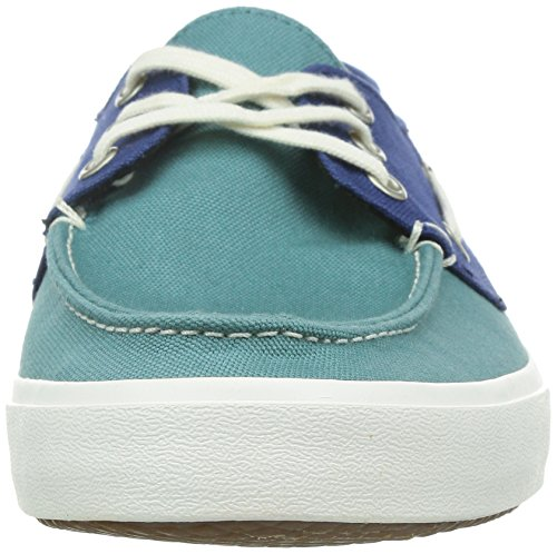 Vans M CHAUFFEUR VNJ8CKO Herren Sneaker (two tone) lagoon/surfosa