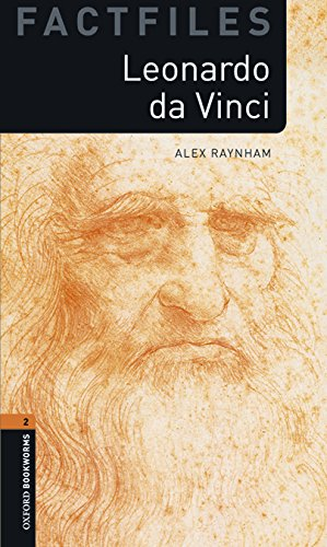 Oxford Bookworms Library Factfiles: Oxford Bookworms 2. Leonardo Da Vinci MP3 Pack por Charles Vilina