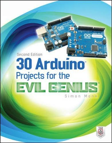 30 Arduino Projects for the Evil Genius, Second Edition (Genius Chopper)