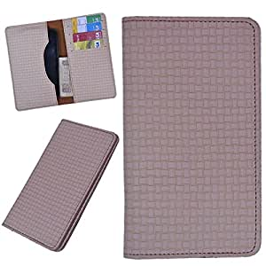 DCR Pu Leather case cover for Sony Xperia ion (brown)
