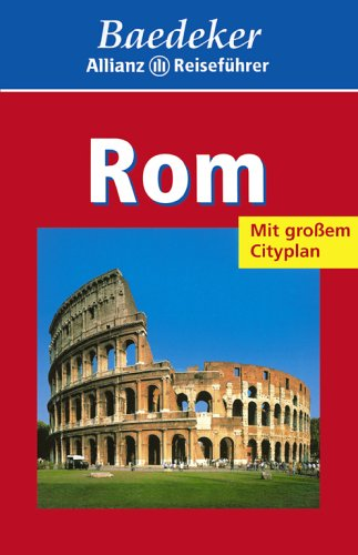 Preisvergleich Produktbild Baedeker Allianz Reiseführer, Rom