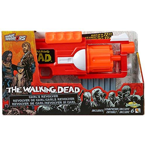 BuzzBee The Walking Dead Carls Revolver Verpackung