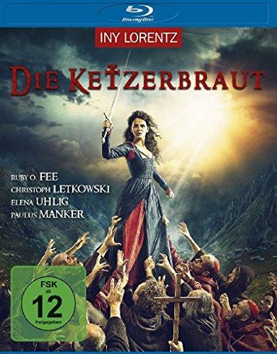 Die Ketzerbraut [Blu-ray]