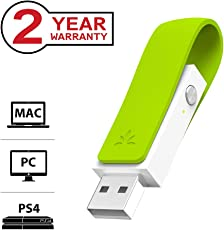 Avantree BTDG-50-WGR2 Bluetooth USB Audio Transmitter (Green)