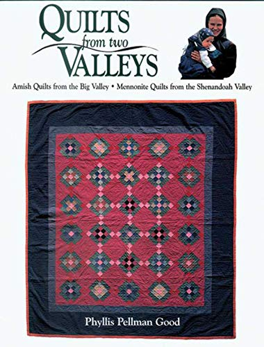 Bow Tie Applique (Quilts from two Valleys: Amish Quilts From The Big Valley-Mennonite Quilts From The Shenandoah Valley)