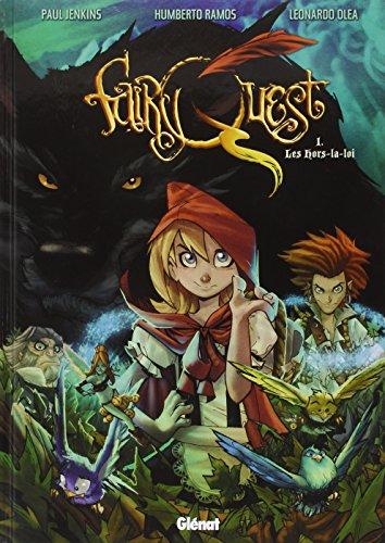 Fairy Quest (1) : Les Hors-la-loi