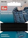 PRYM 18mm 1m Woven Knopfloch Elastic glatten Tape