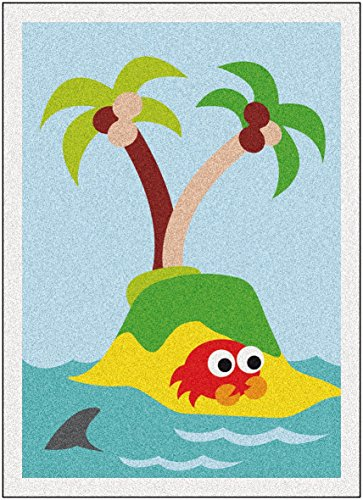 4 cartes à sable + yeux mobiles - Paysages - Graines créatives