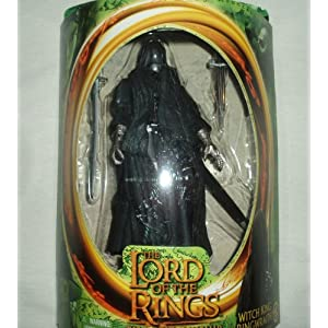 Lord of the Rings Witch King Ringwraith Figure by Toy Biz 3