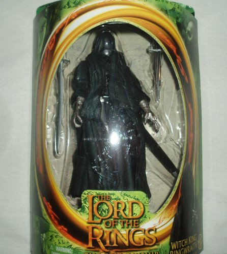 Lord of the Rings Witch King Ringwraith Figure by Toy Biz 1