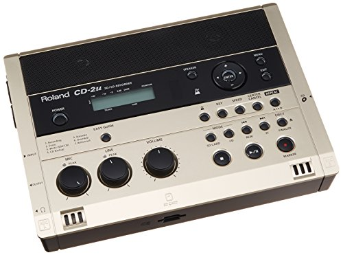 Roland CD-2u · Digital Audio Recorder