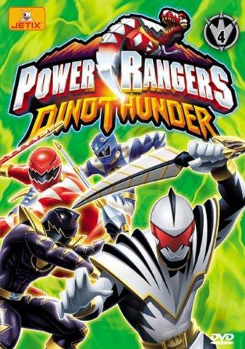 Monster Dvd 13 High (Power Rangers - Dino Thunder Vol. 4 (Episoden 11-14))