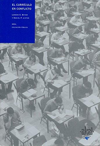 El currículo en conflicto (Educación pública)