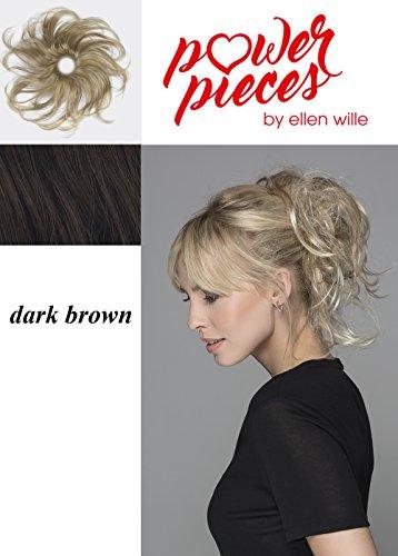 Ellen Wille partie des cheveux : Rhum. Cheveux Partie avec anneau en caoutchouc Rhum Ellen Wille Livraison gratuite. Couleur : Dark Brown