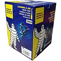 Cámara de aire Michelin 18 MFR Valve TR4 (130/80-18, 100/100-18, 110/100-18)