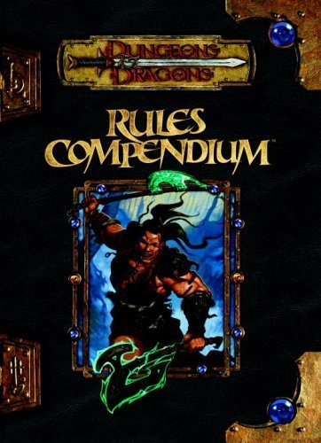 Rules Compendium (Dungeons & Dragons) by Chris Sims (2007) Hardcover
