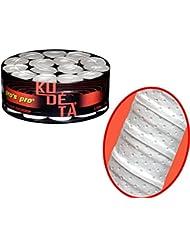 30 Overgrip Kudeta Tape blanco tennis grips Cinta para mango de raqueta de tenis